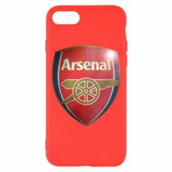 Чохол для iPhone 8 Arsenal 3D