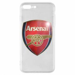 Чохол для iPhone 8 Plus Arsenal 3D