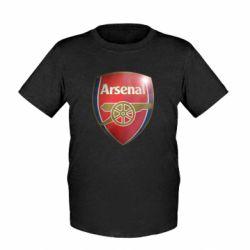 Детская футболка Arsenal 3D - FatLine