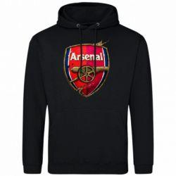 Мужская толстовка Arsenal Art Logo - FatLine