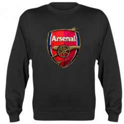 Реглан (свитшот) Arsenal Art Logo - FatLine