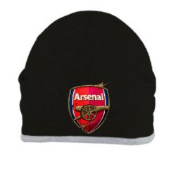 Шапка Arsenal Art Logo - FatLine
