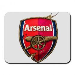 Коврик для мыши Arsenal Art Logo - FatLine