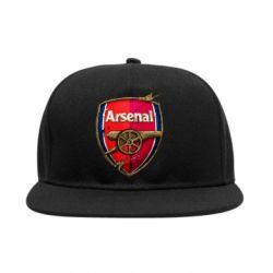 Снепбек Arsenal Art Logo - FatLine