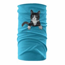Бандана-труба Art cat in your pocket