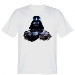 Мужская футболка Арт Дарт Вейдер - FatLine