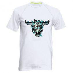 Чоловіча спортивна футболка Art horns