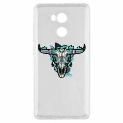 Купить Козерог, Чехол для Xiaomi Redmi 4 Pro/Prime Art horns, FatLine