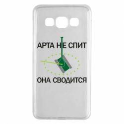 Чохол для Samsung A3 2015 ARTA does not sleep, it comes down