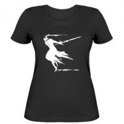 Женская футболка Artorias