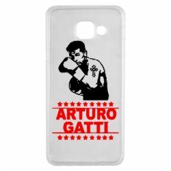 Чохол для Samsung A3 2016 Arturo Gatti