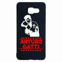 Чохол для Samsung A5 2016 Arturo Gatti