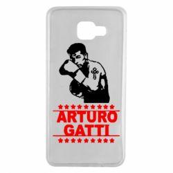 Чохол для Samsung A7 2016 Arturo Gatti