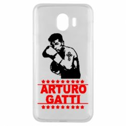 Чохол для Samsung J4 Arturo Gatti