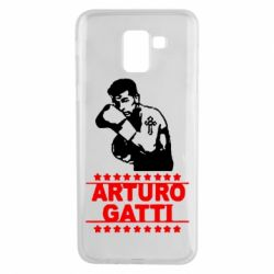 Чохол для Samsung J6 Arturo Gatti