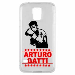 Чохол для Samsung S5 Arturo Gatti
