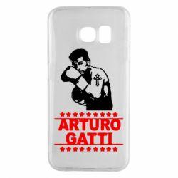 Чохол для Samsung S6 EDGE Arturo Gatti