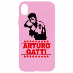Чохол для iPhone XR Arturo Gatti