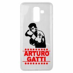 Чохол для Samsung J8 2018 Arturo Gatti