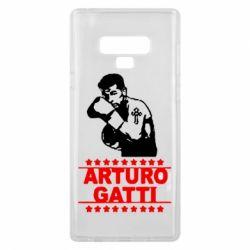 Чехол для Samsung Note 9 Arturo Gatti