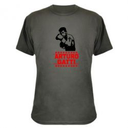 Камуфляжная футболка Arturo Gatti - FatLine