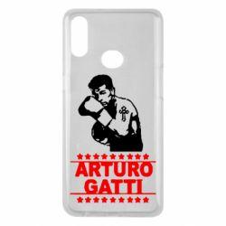 Чохол для Samsung A10s Arturo Gatti