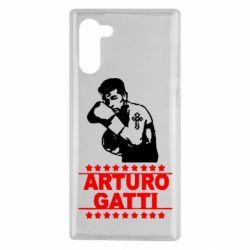 Чехол для Samsung Note 10 Arturo Gatti