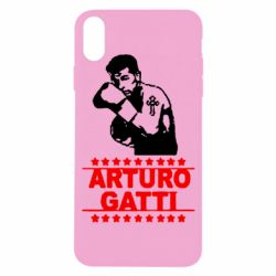 Чохол для iPhone X/Xs Arturo Gatti