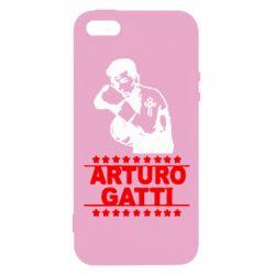 Чохол для iPhone 5 Arturo Gatti