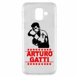 Чохол для Samsung A6 2018 Arturo Gatti