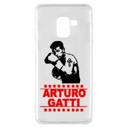 Чохол для Samsung A8 2018 Arturo Gatti