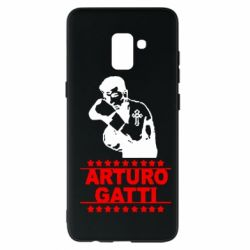 Чохол для Samsung A8+ 2018 Arturo Gatti