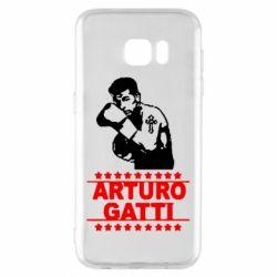 Чохол для Samsung S7 EDGE Arturo Gatti