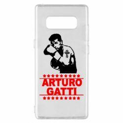 Чехол для Samsung Note 8 Arturo Gatti