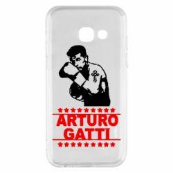 Чохол для Samsung A3 2017 Arturo Gatti