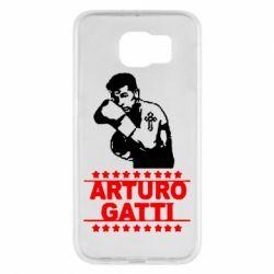 Чохол для Samsung S6 Arturo Gatti
