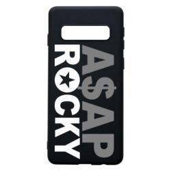 Чохол для Samsung S10 ASAP ROCKY