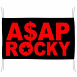 Флаг ASAP ROCKY