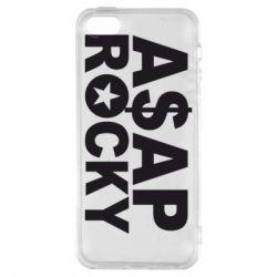 Чехол для iPhone5/5S/SE ASAP ROCKY