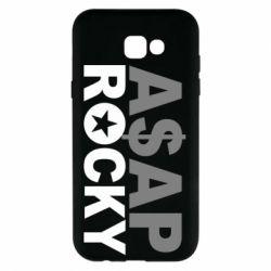 Чехол для Samsung A7 2017 ASAP ROCKY