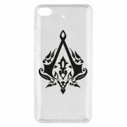 Чехол для Xiaomi Mi 5s Assassin Creed Logo with patterns