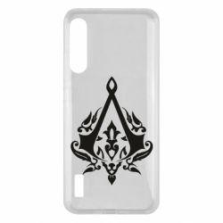 Чохол для Xiaomi Mi A3 Assassin Creed Logo with patterns
