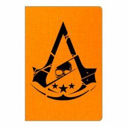 Блокнот А5 Assassin's Creed and skull 1