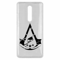 Чехол для Xiaomi Mi9T Assassin's Creed and skull 1