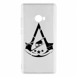 Чехол для Xiaomi Mi Note 2 Assassin's Creed and skull 1