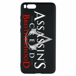 Чехол для Xiaomi Mi Note 3 Assassin's Creed Brotherhood