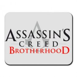Коврик для мыши Assassin's Creed Brotherhood - FatLine