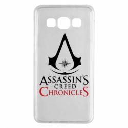 Чохол для Samsung A3 2015 Assassin's creed ChronicleS