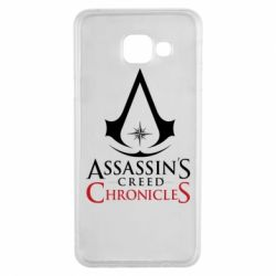 Чохол для Samsung A3 2016 Assassin's creed ChronicleS