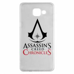 Чохол для Samsung A5 2016 Assassin's creed ChronicleS